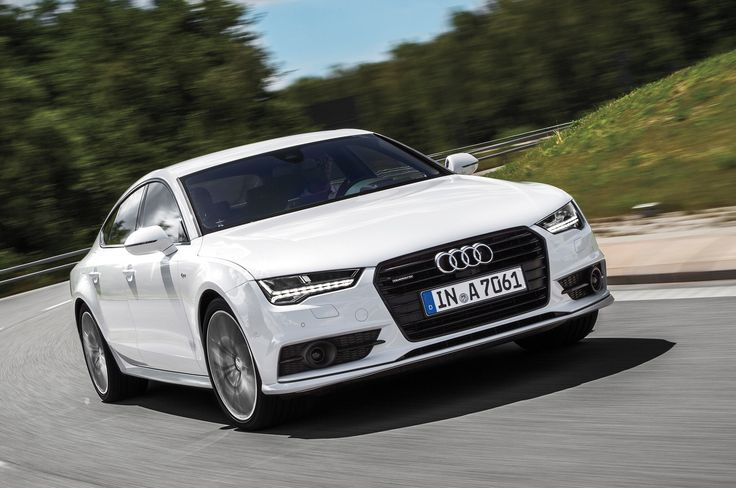 audi a7 2016 | 2016 Audi A6 and A7 Get Upgraded Engines, Bound for L.A. Show Photo ...