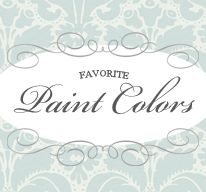 cool blog that's a great resource for paint colors