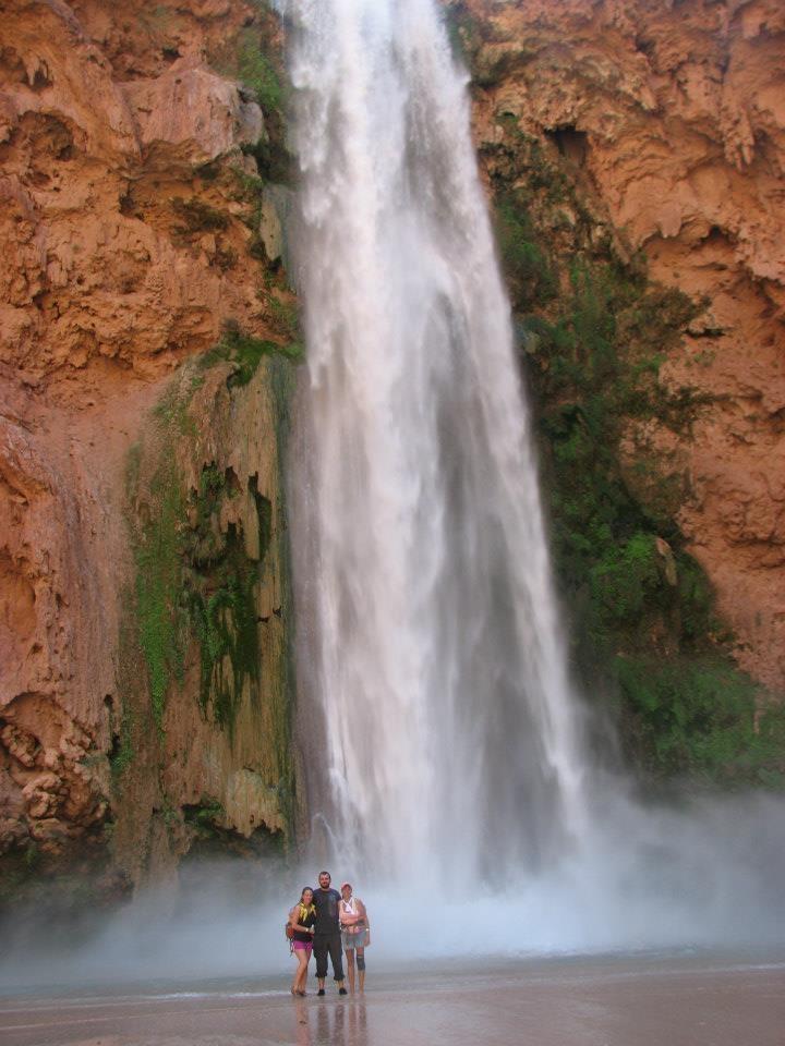 Grand Canyon Pa Directions%0A Mooney Falls  Grand Canyon AZ
