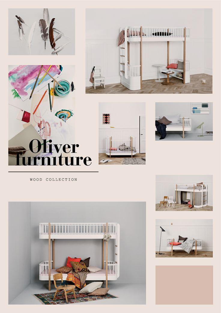 Moodboard Wood Collection by Oliver Furniture.   www.oliverfurniture.com