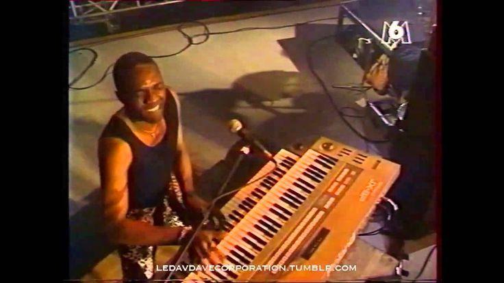Manu Dibango & the Soul makossa gang. feat sabal lecco brothers