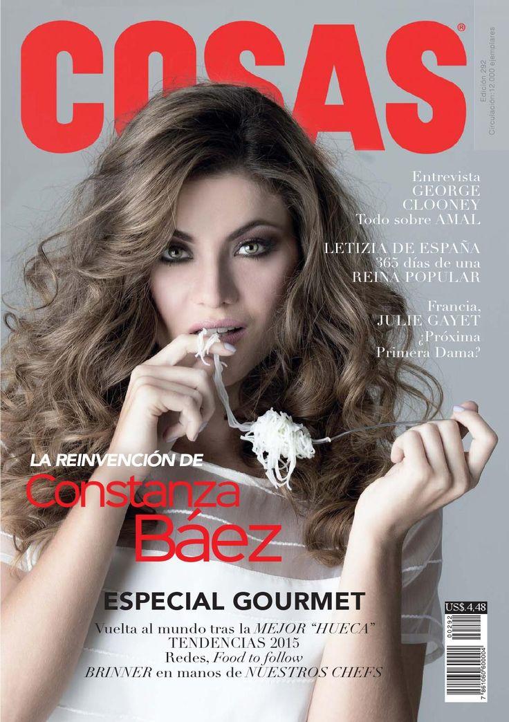 ISSUU - Revista Cosas #292 Julio 2015 by Revista Cosas
