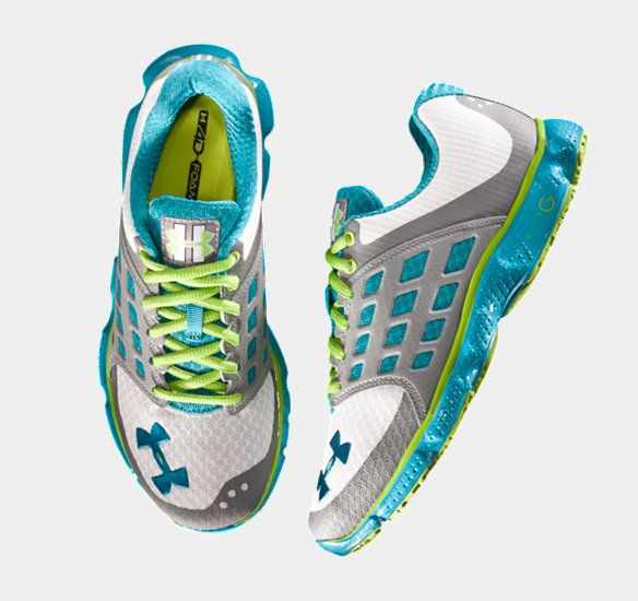 Women's UA Micro G® Connect Running Shoes | 1236543 | Under Armour US