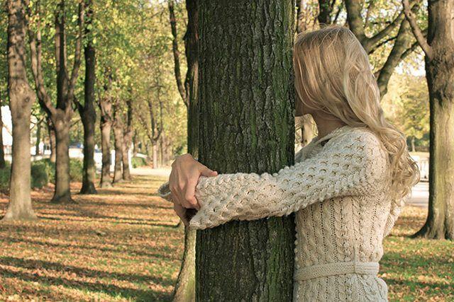 Как деревья нас лечат?