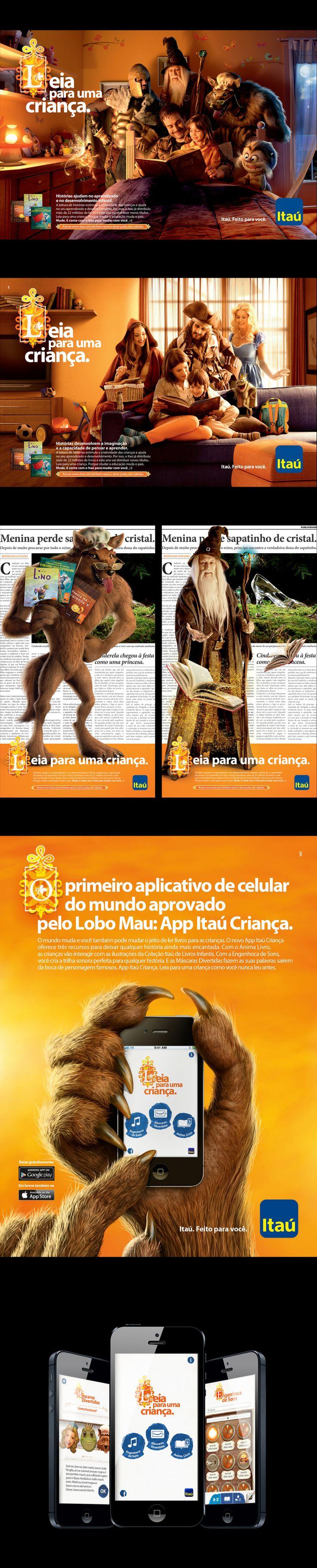 itaú criança 2012 - brunolandi.com