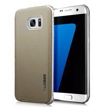 Для Samsung Galaxy S7 Edge Кожаный Чехол Назад Жесткий Чехол для Samsung Galaxy S7 S7 Edge Аксессуары Протектор Мобильного Телефона мешки //Цена: $US $2.99 & Бесплатная доставка //  #смартфоны #gadget