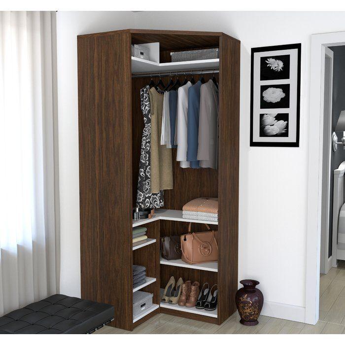 Wilbur 36 9 Quot W Closet System Closet System Corner