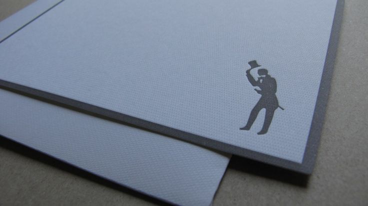 letterpress notecards