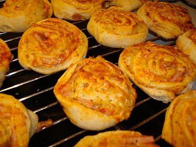 Italienske snegle - de allerbedste pizzasnegle