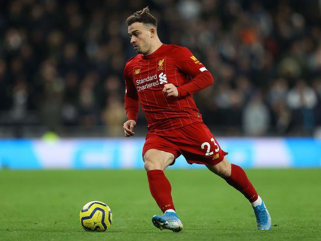 Liverpool Reject Xherdan Shaqiri Loan Bid From Roma Em 2020 Juventus Liverpool