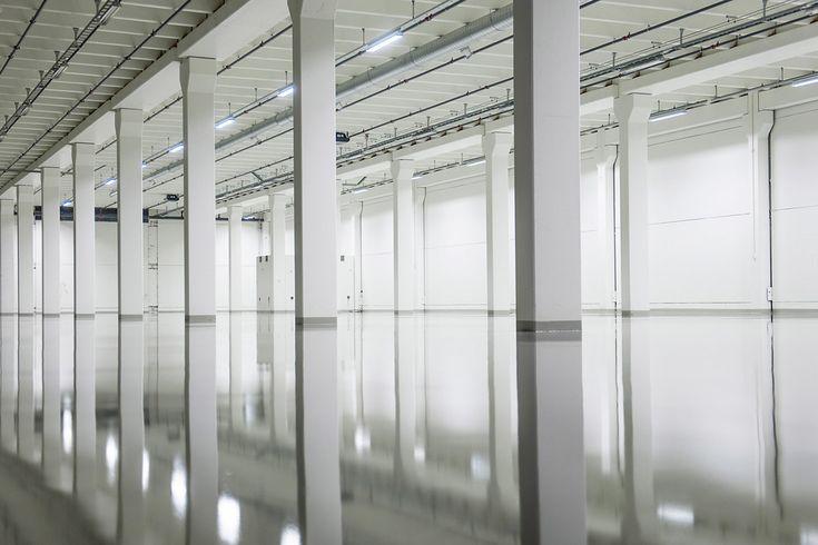 SOV 10 - epoxy floor