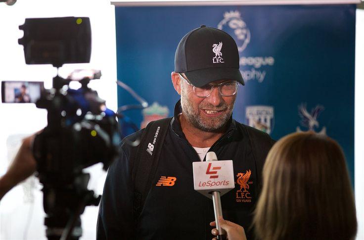 Jurgen Klopp expresses weather concern as Liverpool embark on pre-season in Hong Kong