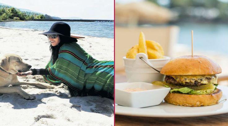 Biliyor muydun ? /// Hande Yener'in sahip olduğu Çeşme Neo Beach'te tanesi 220 TL olan hamburgerler kapış kapış satılıyor