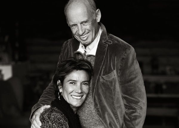Sonia and Willy Bogner