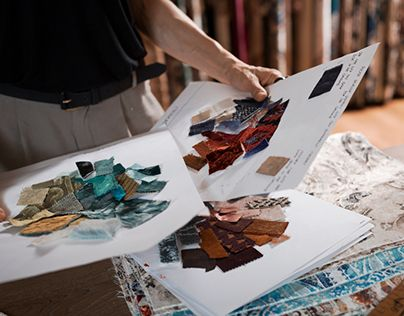 """Check out new work on my @Behance portfolio: """"ISIK VELVET FACTORY"""" http://be.net/gallery/53798857/ISIK-VELVET-FACTORY"""