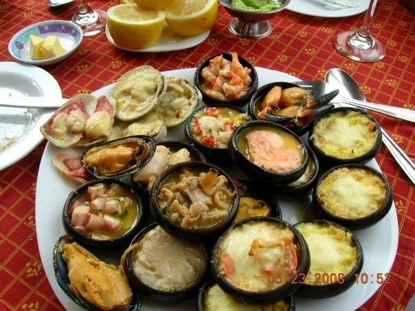 Puerto Varas, Chile, Delicias del Mar. #pinChile #gastronomy #food
