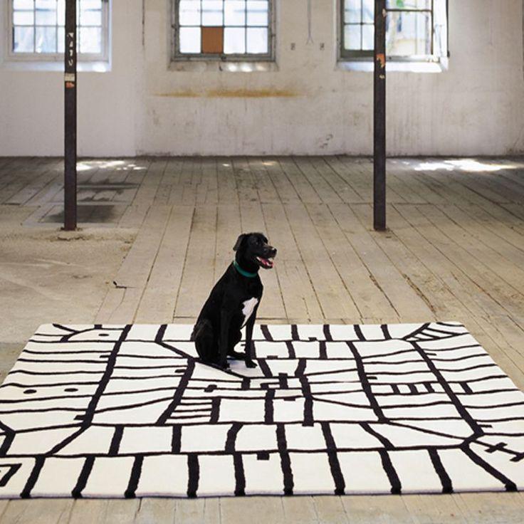 Der Teppich Limbo aus der Kollektion