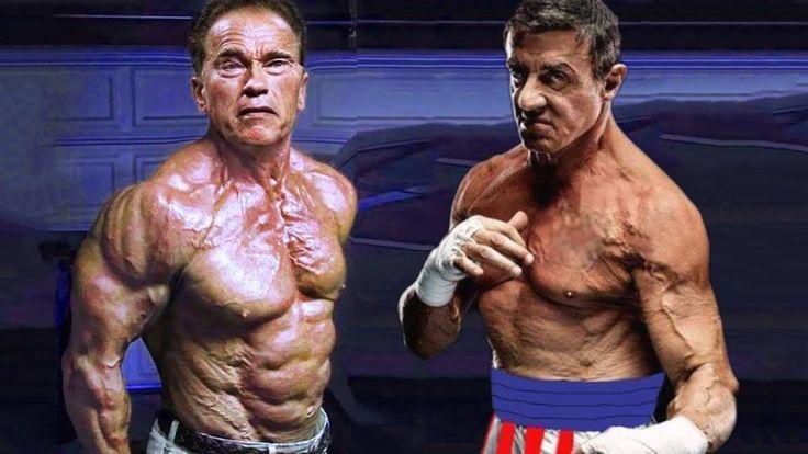 Arnold Schwarzenegger & Sylvester Stallone – Az életkor nem számít