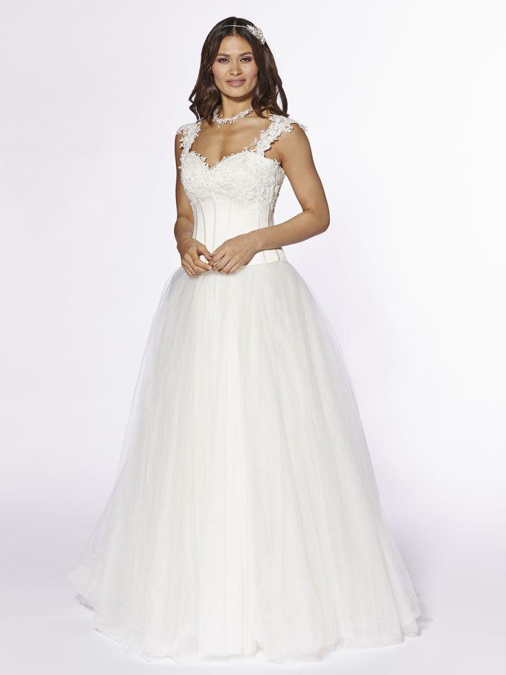 GASKIRT02 Tulle Ballgown Bridal Skirt