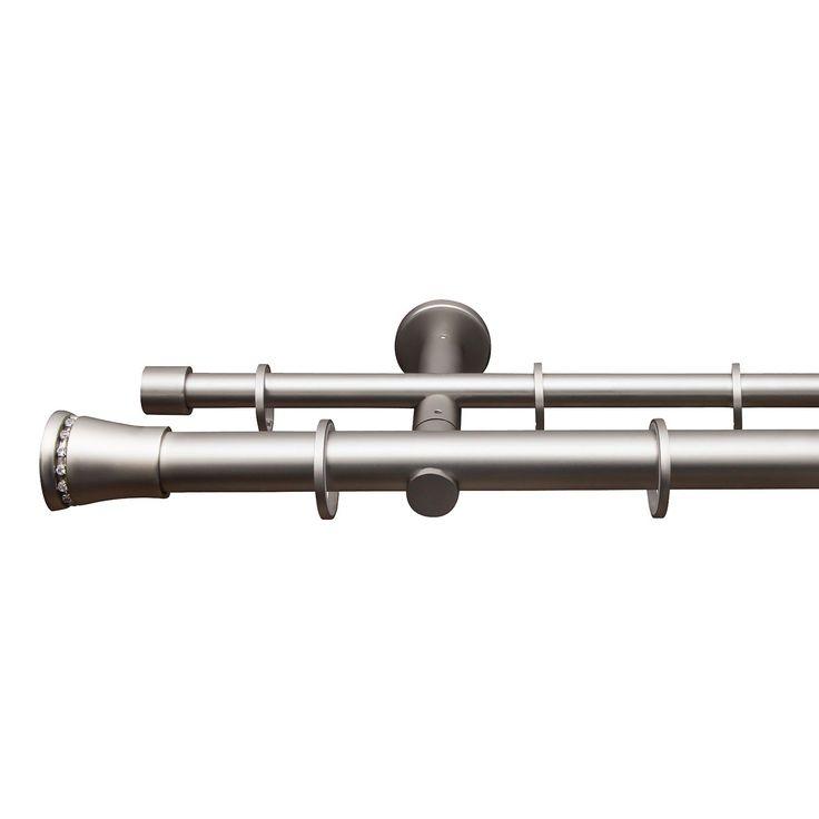 Gardinenstange auf Mass Monte (2-laeufig) – Products
