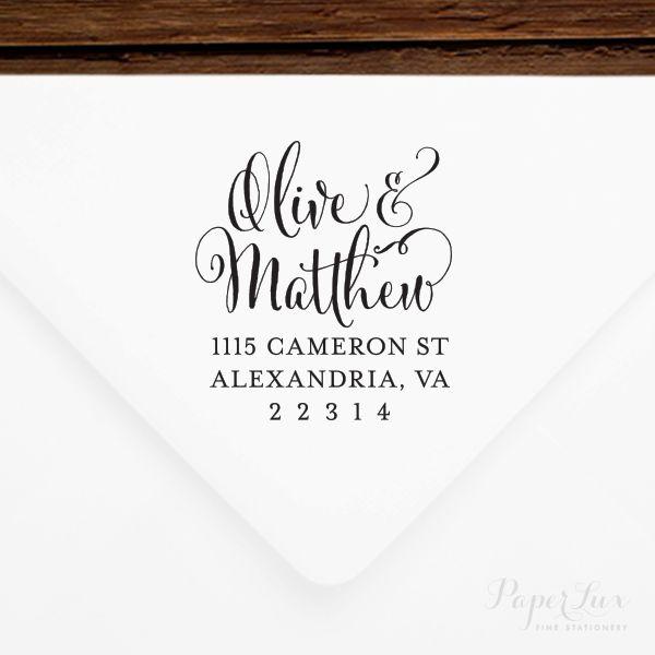 Return Address Stamp #71