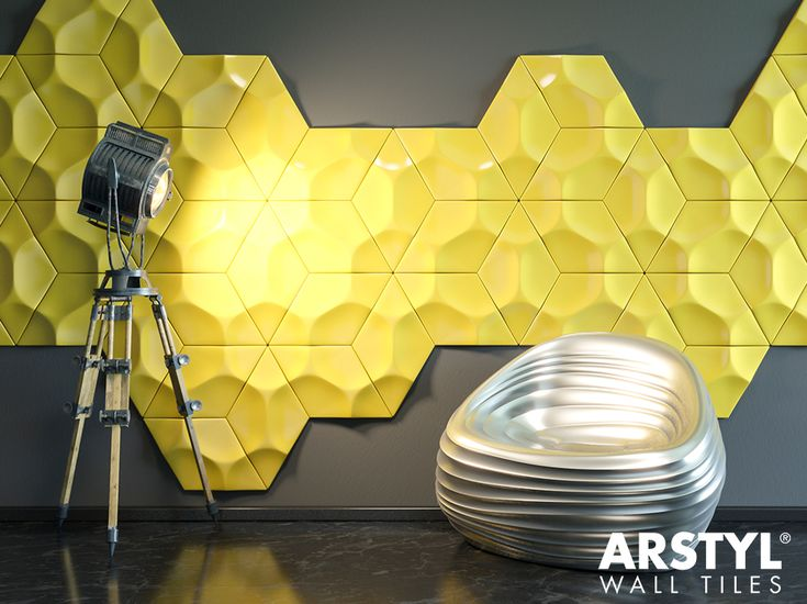 ARSTYL® Wall Tiles CORAL designed by @mac2578 / Photo: Massive Design