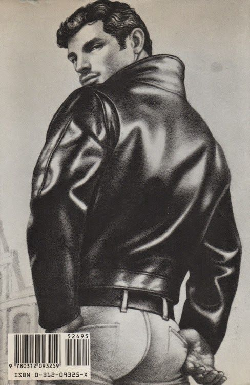 Tom of Finland - Taschen (1992, Paperback) 9x12 inches, 80 pages - VG condition