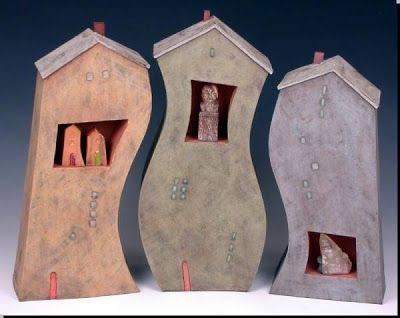 835 best LITTLE HOUSE images on Pinterest Art houses Miniature