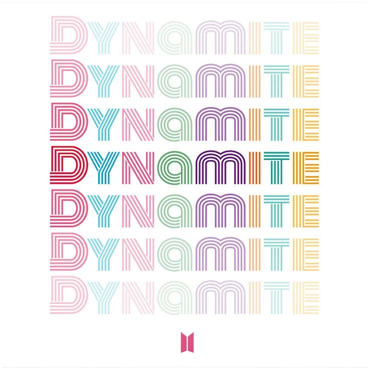 'Dynamite' by BTS has been certified Silver in the UK   Bts wallpaper, Bts billboard, Album bts