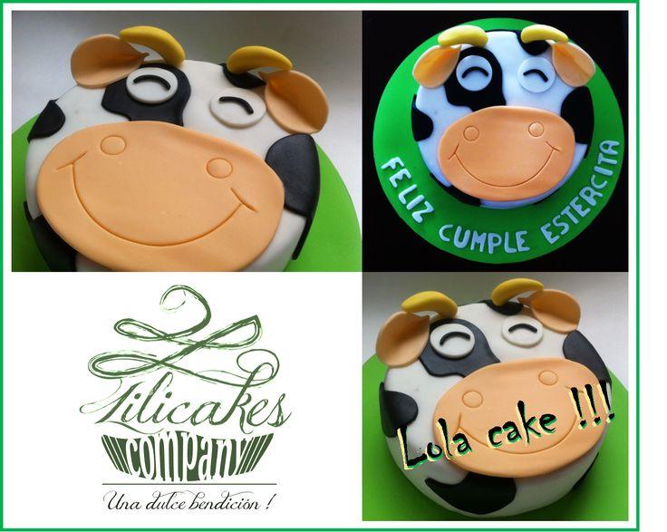 Cow cake Ponque de vaca Torta de vaca