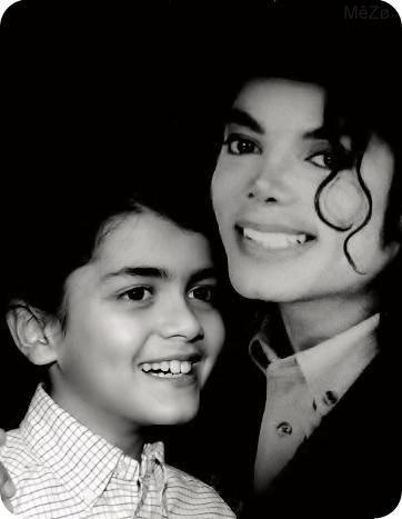 Michael and Blanket Edit