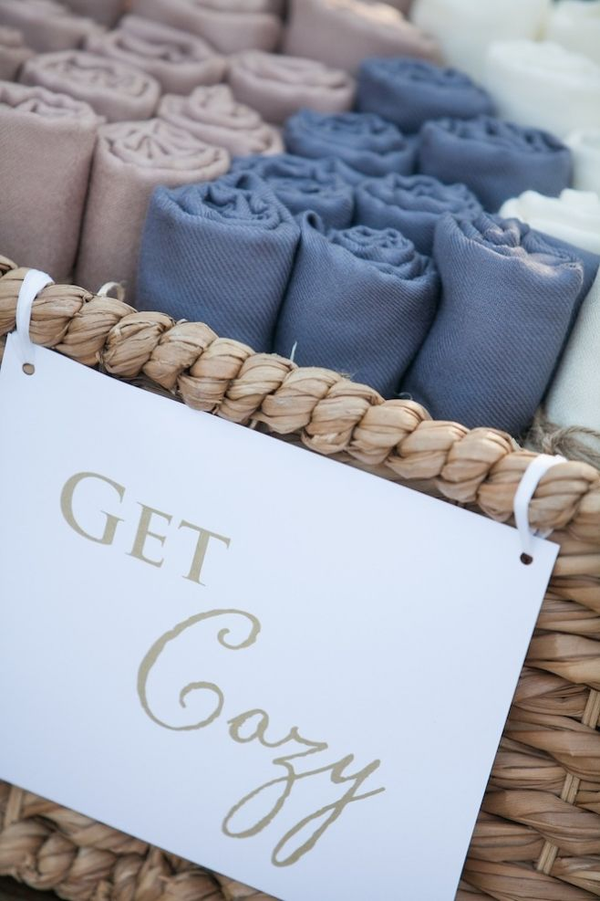 Offer your guests warm wraps for chilly ocean breezes! OUTDOOR WEDDINGS Archives - Ooh LaLa La Fete » Ooh LaLa La Fete