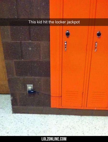Lucky Locker#funny #lol #lolzonline