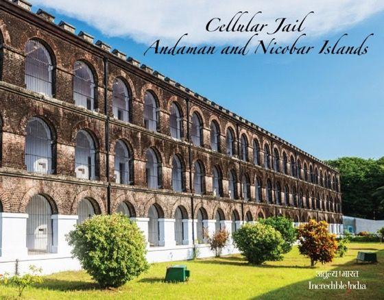 Cellular jail , Andaman & Nicobar islands , India.