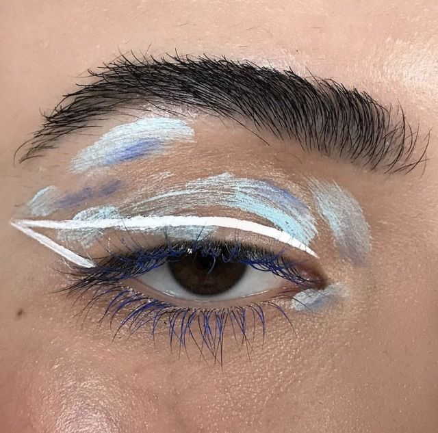 21 Abstract Makeup Looks That Are Totally Selfie Worthy