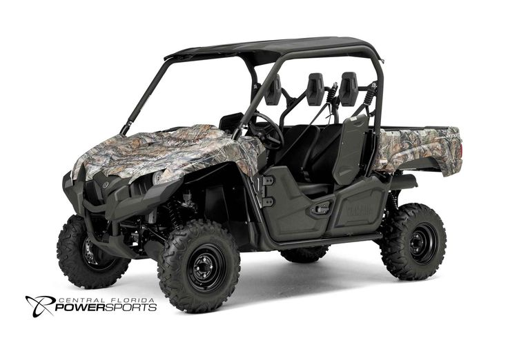 New 2017 Yamaha Viking EPS ATVs For Sale in Florida. 2017 Yamaha Viking EPS, Class leading off road capability and durability now comes with a quieter, smoother cabin in the ultra tough Viking EPS. Torquey 700-Class Engine High Volume Intake Responsive and Reliable Ultramatic Transmission On-Command® 4WD Comfortable Three Seat Cabin Extensive Cargo Capacity Come to Central Florida PowerSports, your favorite New and Used Yamaha Motorcycle Dealerin the Orlando and Kissimmee, Florida…