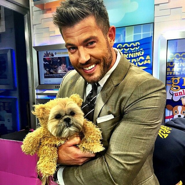 munchkintheteddybear and jesse palmer