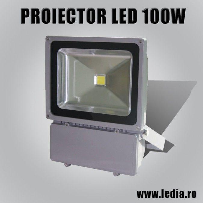 PROIECTOR LED 100W 220V