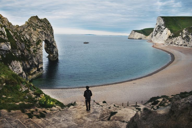 Explore Durdle Door 🇬🇧