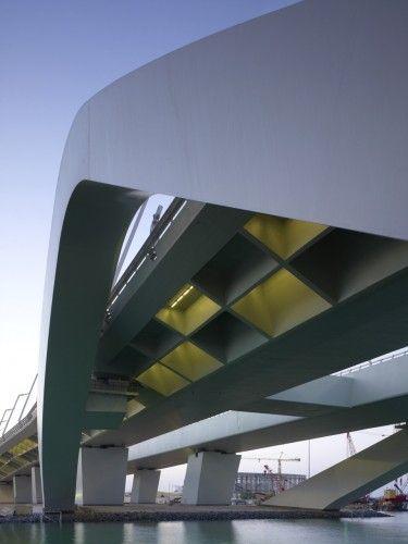 Sheikh Zayed Bridge / Zaha Hadid Architects