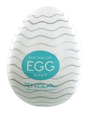 Tenga Egg Instant Masturbator - Wavy  https://www.cupidvilla.com