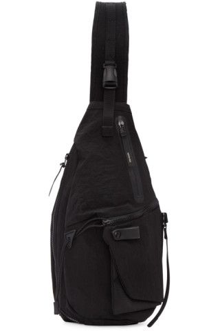 Leather One Strap Backpack - BackpackStyle