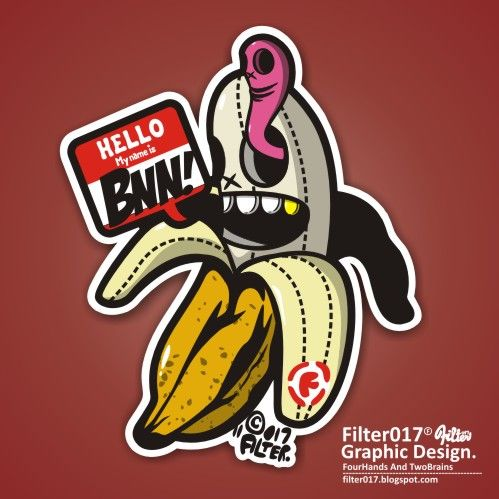 Creative sticker designs 25 phenomenal examples