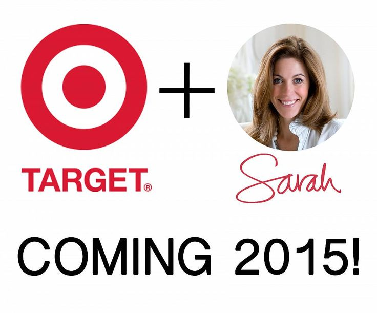 Bullseye! The secret is out. I'm so excited to announce my partnership with Target Canada to bring you an exciting new line of home décor products to hit stores in 2015.