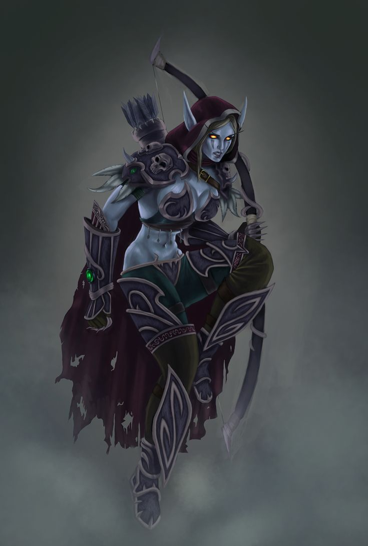 sylvanas windrunner wowpedia your wiki guide to the - HD900×1334