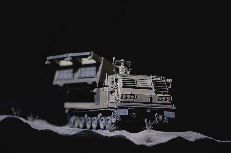 Final Build M-270 MLRS