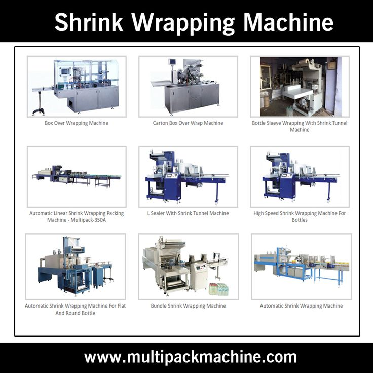 To buy Shrink Wrapping Machines at http://www.multipackmachine.com/product/shrink-wrapping-machine/  1. Box Over Wrapping Machine 2. Carton Box Over Wrap Machine 3. Bottle Sleeve Wrapping With Shrink Tunnel Machine 4. Semi Automatic Shrink Wrapping Machine 5. Automatic Linear Shrink Wrapping Packing Machine - Multipack-350A 6. L Sealer With Shrink Tunnel Machine 7. High Speed Shrink Wrapping Machine For Bottles 8. Shrink Wrapping Machine - Shrink Wrapper Machine 9. Automatic Shrink Wra