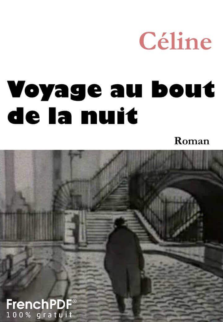 Voyage au bout de la nuit pdf roman de Louis-Ferdinand ...