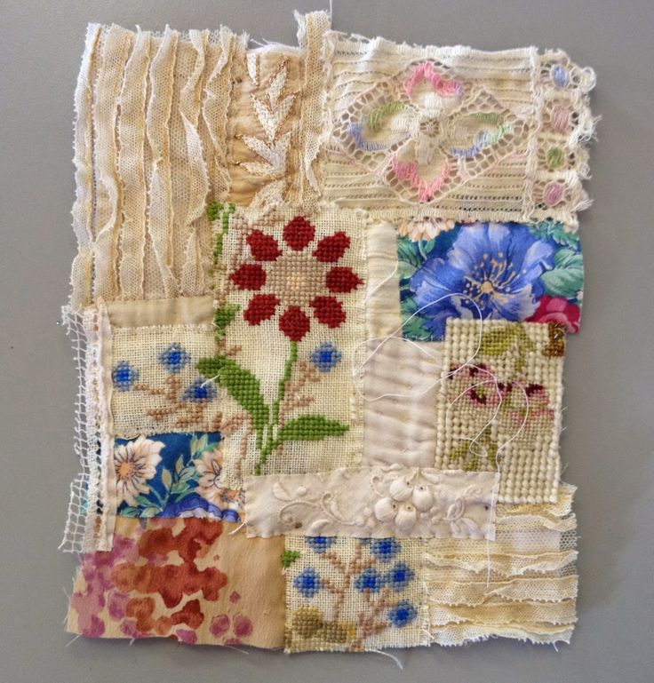 Thread love this and one day I will make a journal with all the teeny tiny scraps of beautifuls I have lovely saved!!