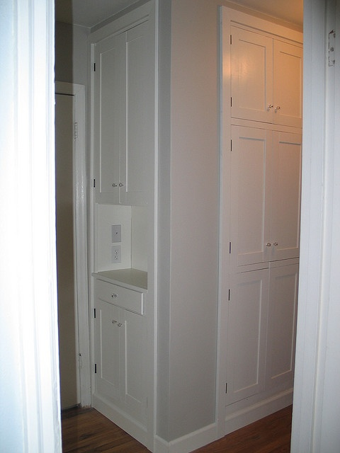 hallway cabinets by bcass222, via Flickr